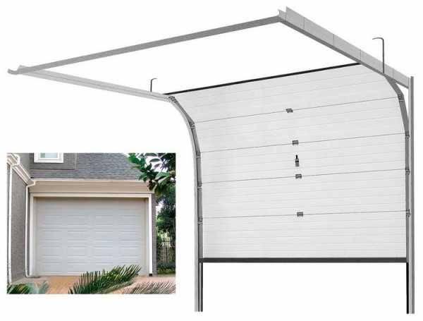Как изготовить ворота для гаража своими руками по правильной технологии сборки