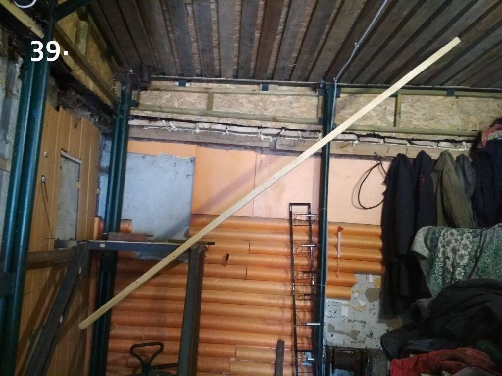 Строительство каркасного гаража своими руками: чертежи, видео и фото