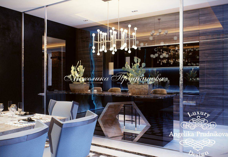 Современный дизайн и интерьер гостиной с кухней в современном стиле: советы, примеры дизайнов, фото