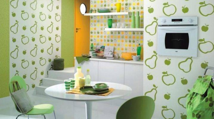 Стены на кухне - лучшие решения и правила оформления кухонных стен (120 фото и видео)