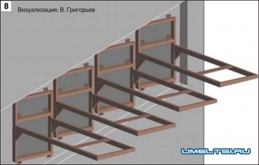 Сборные железобетонные лестницы и конструкция по металлическим косоурам: размеры, монтаж двумя способами