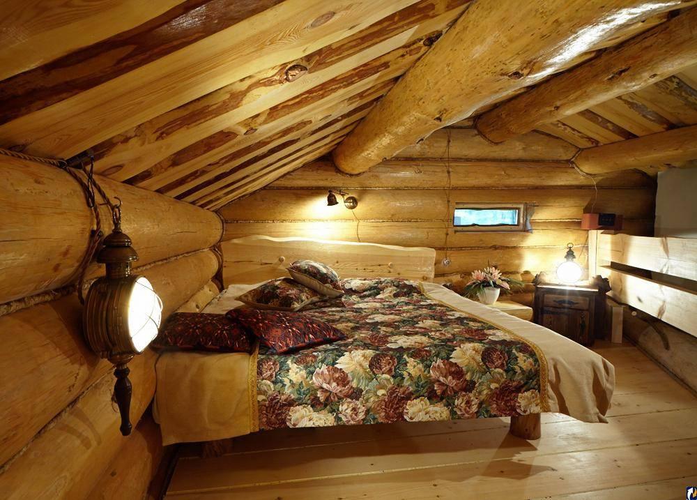 Спальня в деревенском стиле - 100 фото идей в интерьере спальни