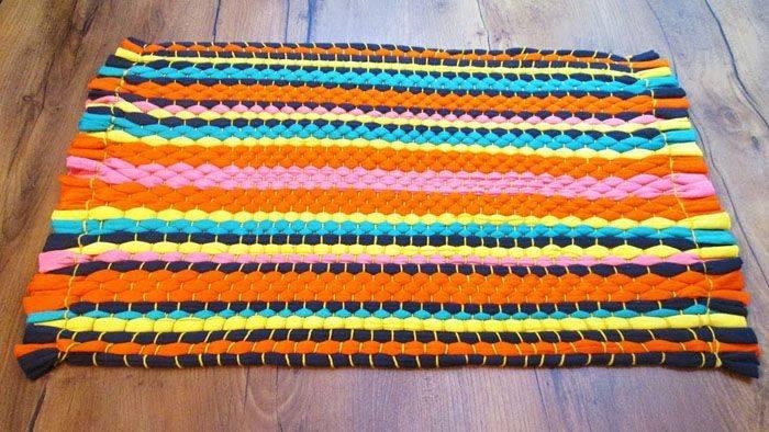 Вязание ковриков: 120 фото идей создания уникальных узоров и оформления напольных ковров