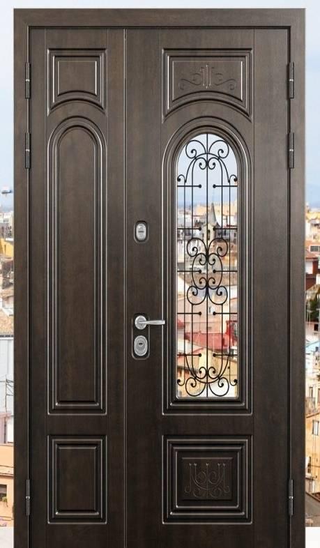 Входные двери для загородного дома: уличные группы в коттедж и на дачу