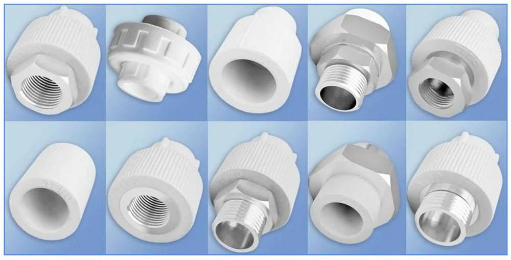 Как соединить трубы без сварки: пластиковые, стальные, полипропиленовые