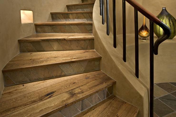 Самостоятельная отделка лестницы ковролином