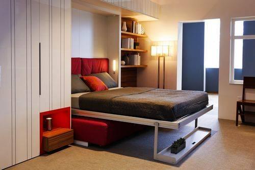 Шкаф-трансформер - 104 фото преимуществ и недостатков раскладывающейся мебели