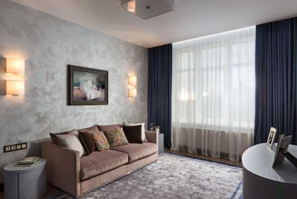 Как выбрать декоративную штукатурку для внутренней отделки стен?