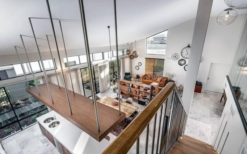 Проект дома со вторым светом