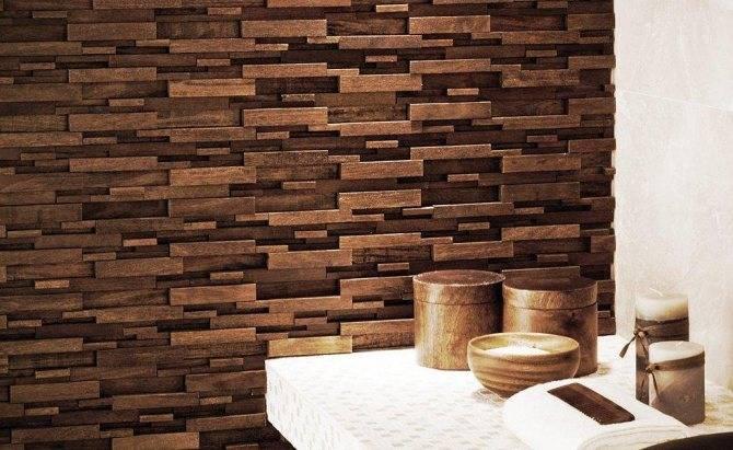 Деревянные рейки в интерьере - самстрой - строительство, дизайн, архитектура.
