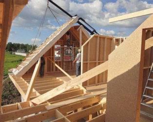 Надежны ли Каркасные дома - 10 фактов: плюсы и минусы - отзывы экспертов строителей