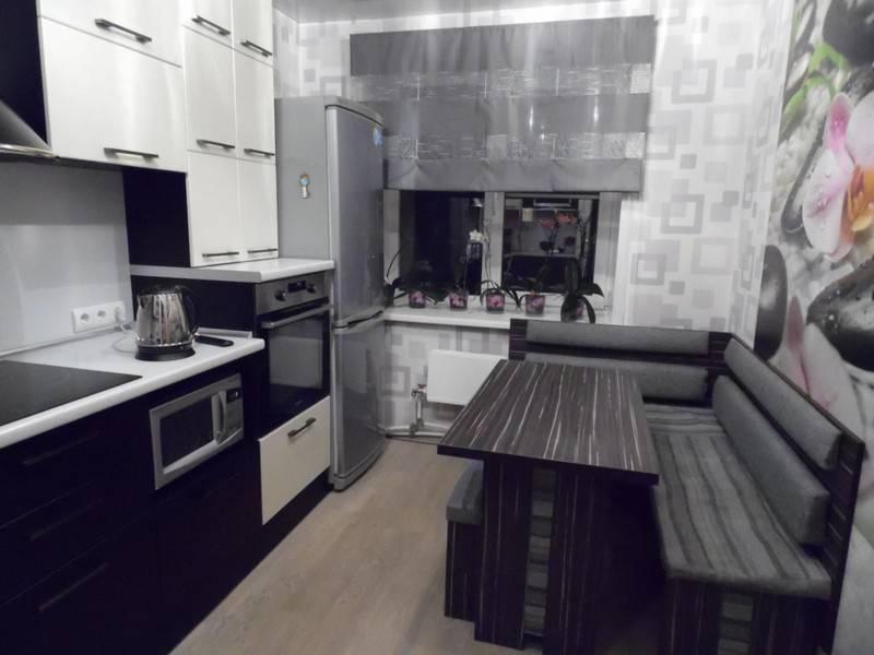 Интерьер большой кухни: 200+ (фото) современного дизайна