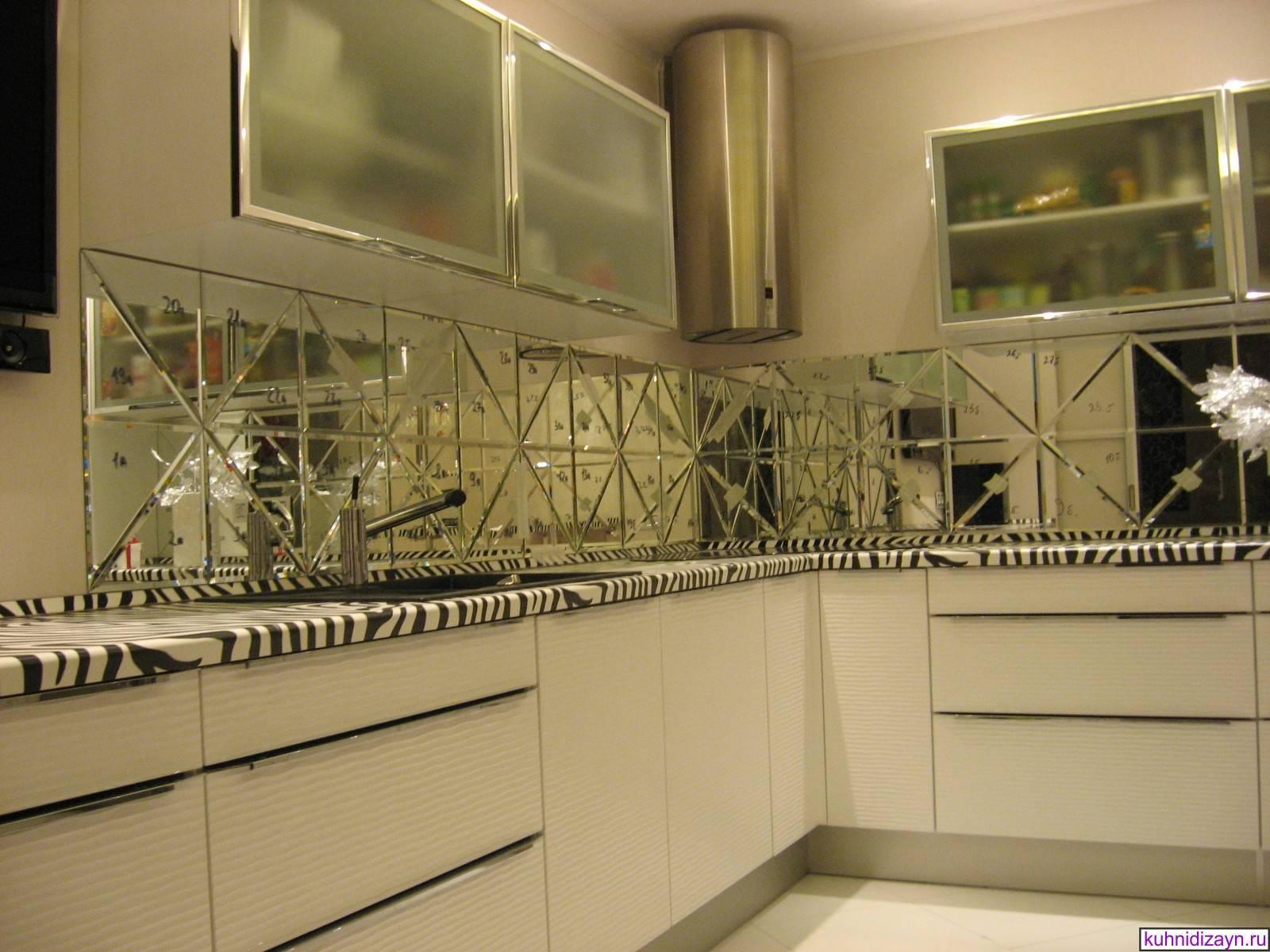 33 современные идеи оформления фартука для кухни