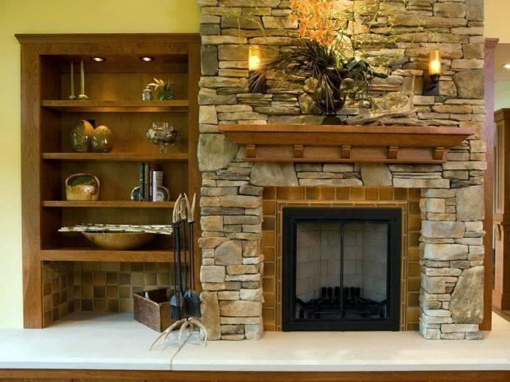 Печь с камином из кирпича для дачи (37 фото): английские кирпичные камины в доме