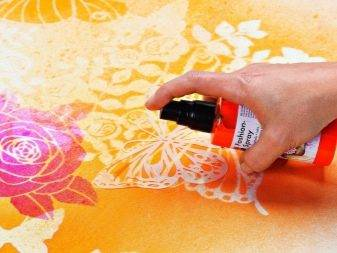 Лак для акриловых красок: виды составов, применение и нанесение