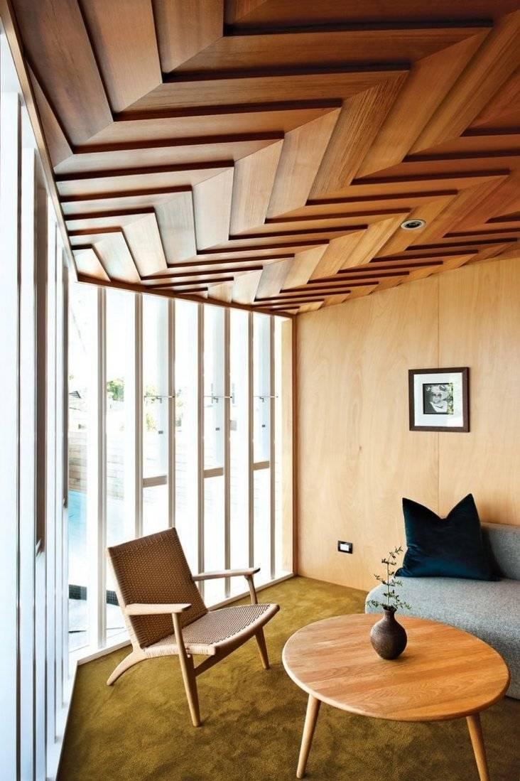 Интерьер под дерево: 200+ (фото) дизайна с отделкой