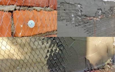 Штукатурная сетка из стекловолокна — плюсы и минусы