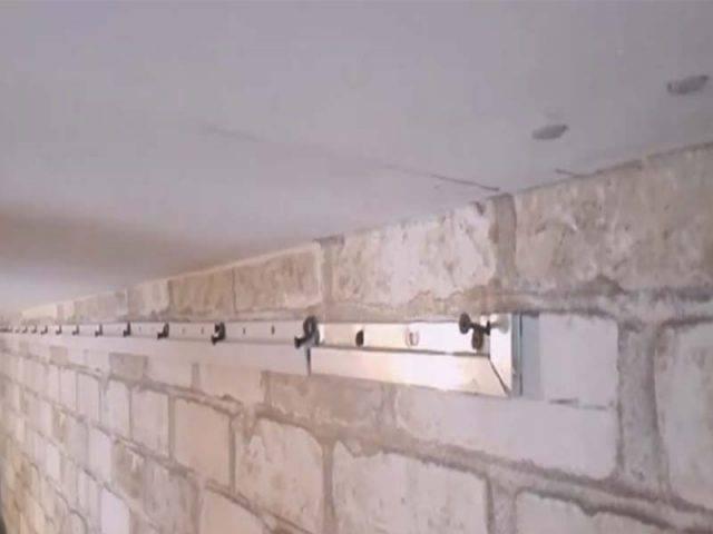 Подвесной потолок с подсветкой (42 фото): стеклянные варианты со светодиодной лентой, навесной светящийся потолок