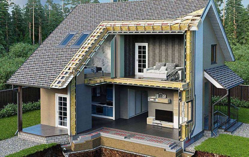 Энергоэффективность — маркетинговый ход или реальность? как построить дом, который экономит деньги своих владельцев - самстрой - строительство, дизайн, архитектура.