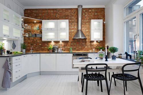 Декор стен на кухне: идеи дизайна, фото, советы по выбору материалов, оформление возле стола и рабочей зоны