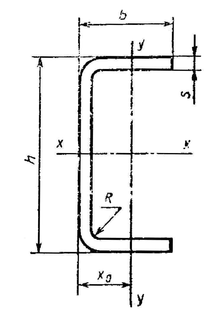 Гост 8240-97. швеллеры стальные горячекатаные. сортамент (с изменением n 1)