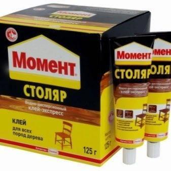Клей «Момент Столяр»: характеристики и применение