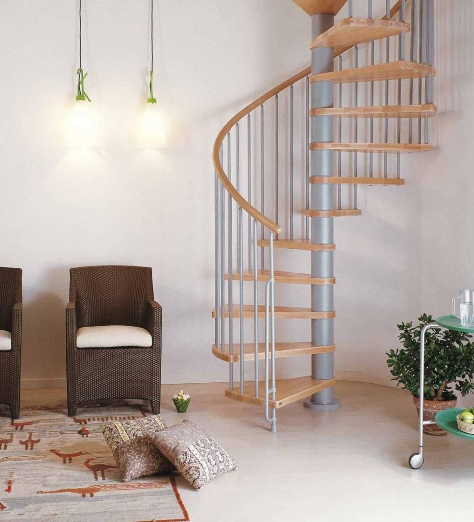 Винтовая лестница своими руками: винтовые лестницы на второй этаж, делаем самостоятельно
