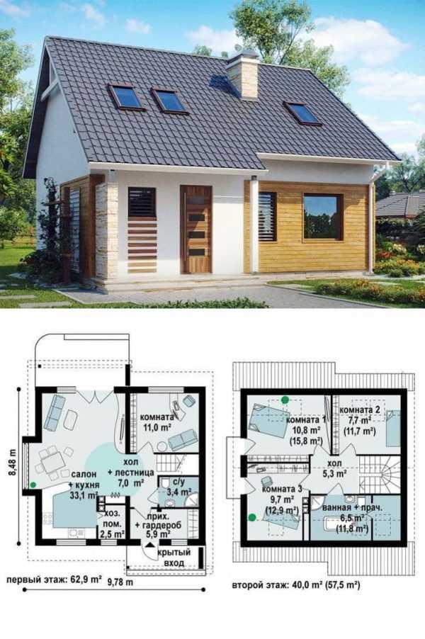 Дом своими руками: выбираем дешевые материалы