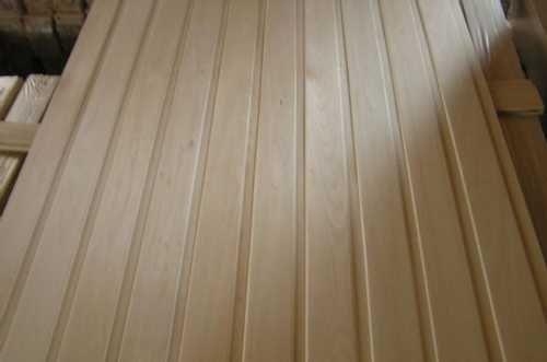 Вагонка осина: технические характеристики, сортамент, цена за м2