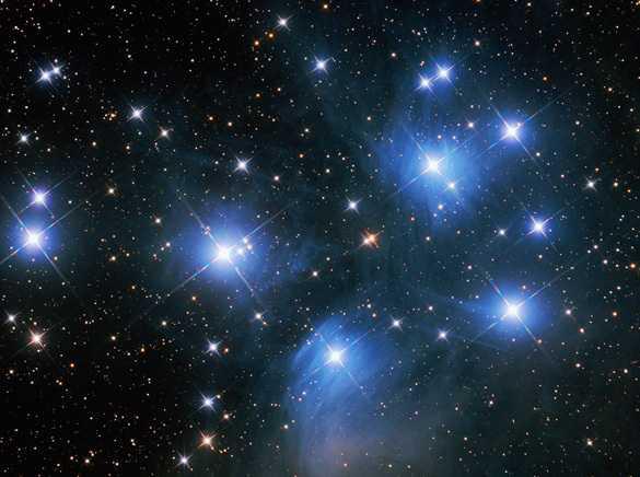 Натяжной потолок звездное небо: виды и примеры монтажа на фото и видео