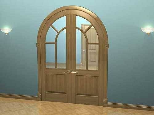 Арка на кухне: достойная замена двери (50 реальных фото)