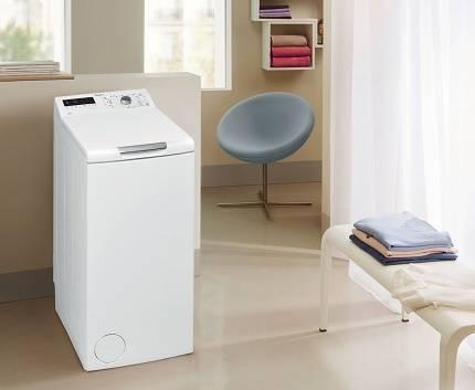 10 лучших стиральных машин с вертикальной загрузкой