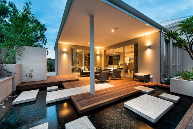 Дизайн веранды – проектирование пристройки, особенности подбора стиля и материалов