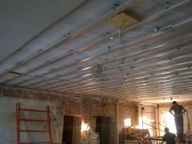 Пароизоляция потолка: советы по выбору материала и технологии укладки