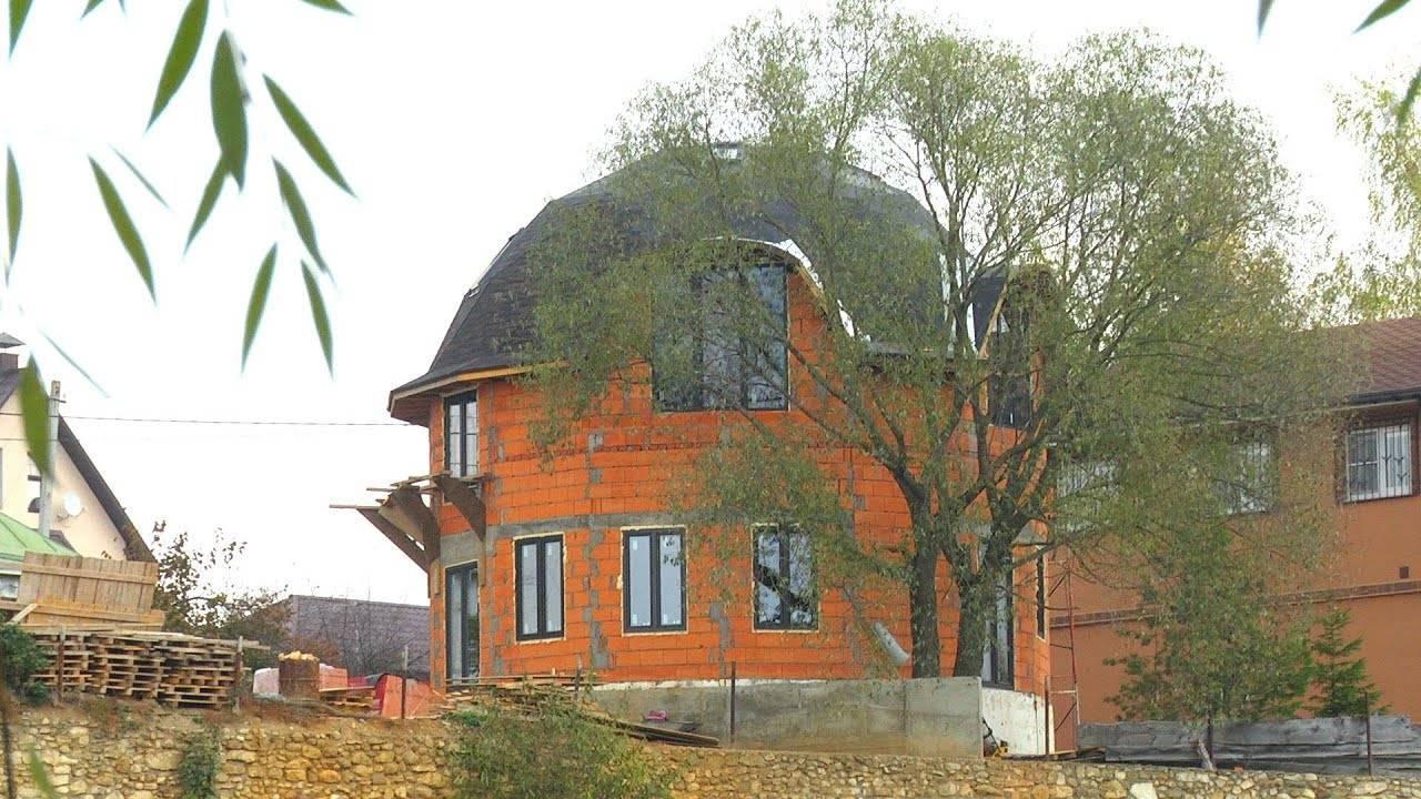 Купольная крыша. расчет купольной крыши. технология строительства купольных крыш.