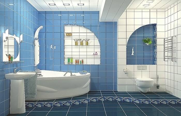 Ремонт туалета в квартире 15 фото: идеи, процесс, цены