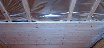 Укладка пароизоляции на потолок - детальная инструкция: какой материал лучше выбрать, как его стелить, особенности монтажа и устройства для деревянной конструкции, как класть, смотрите фотографии и видео