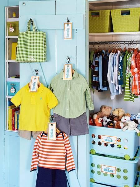 Как организовать порядок в шкафу с одеждой: полезные советы