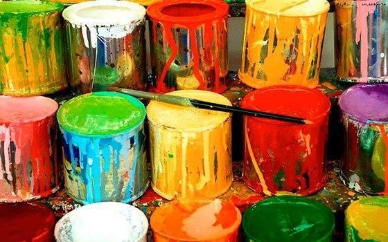 Как и чем покрасить декоративный кирпич или его имитации (клинкерную плитку)