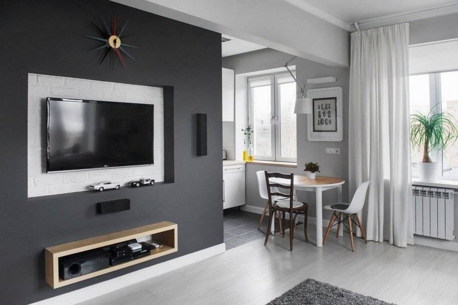 Ремонт 3-комнатной квартиры в «хрущевке» (36 фото): без перепланировки и с ней, виды и этапы выполнения