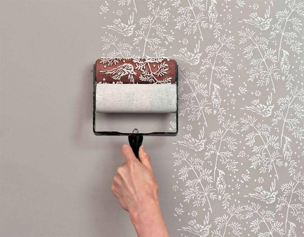 Какие обои годятся под покраску? рекомендации эксперта: как правильно перекрашивать полотна?
