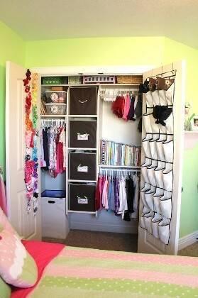 Система порядка в детском гардеробе | бебинка