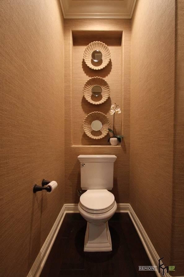 Ремонт в туалете своими руками: (10 фото), маленький туалет, цены