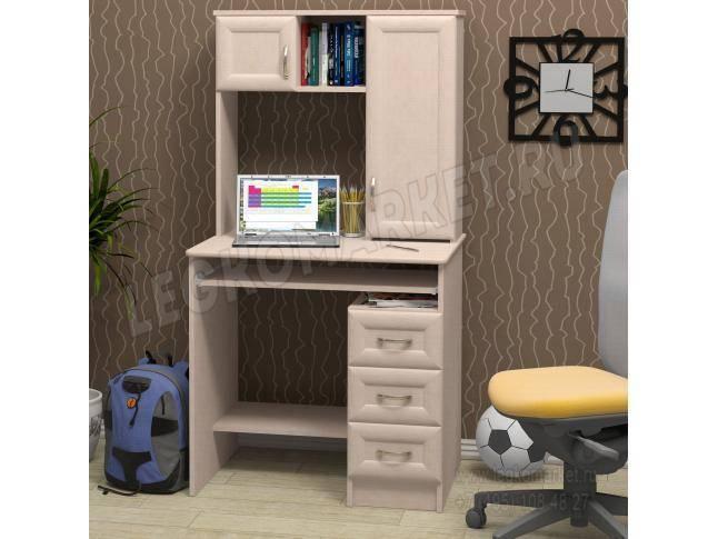 Уголок школьника со шкафом для одежды (35 фото): детский письменный стол с книжным шкафом, модели-трансформеры с полками для книг