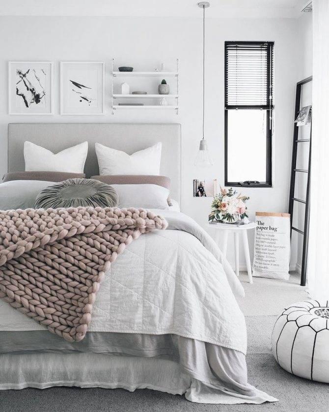 Современные спальни — модные новинки дизайна (180 фото)