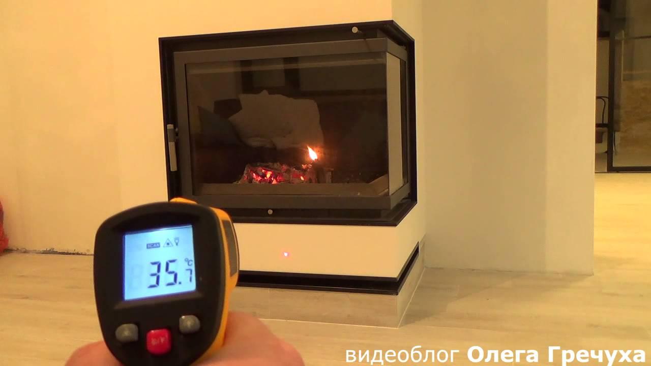 Как искусно сделать имитацию огня в фальш-камине