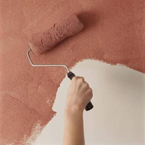 Перламутровая краска – особенности, правила нанесения