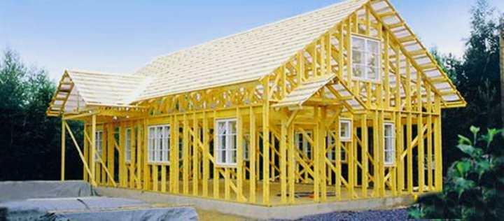 Скандинавская технология строительства каркасного дома от фундамента до кровли