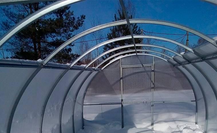 Раздвижная крыша в теплицу: как сделать правильно