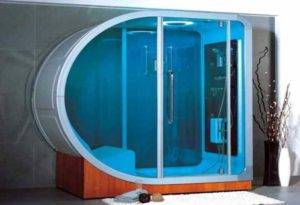Душевая кабина с ванной: типы конструкций, обзор популярных моделей